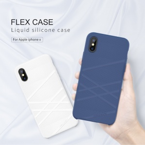 Ốp lưng Nillkin Flex Case iPhone X